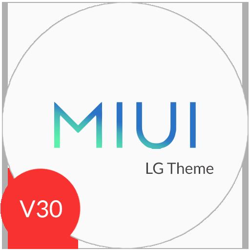 MIUI Theme LG V30 V20 G6 & G5 3 0 + (AdFree) APK for