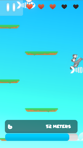 Springy Cat - screenshot