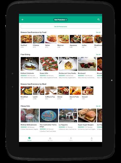 Screenshot 8 for TripAdvisor's Android app'