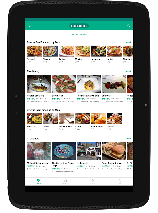 TripAdvisor Hotels Flights Restaurants Attractions- screenshot