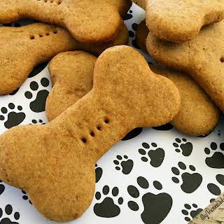 4-Ingredient Dog Biscuits!.