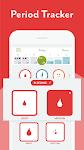 screenshot of Period Tracker Clue: Period, Ovulation Tracker App