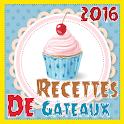 Recettes De Gâteaux 2016 icon