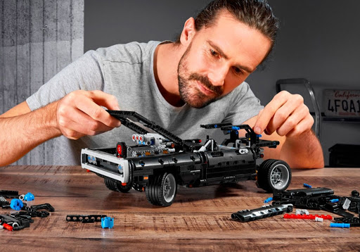 LEGO Technic Fast & Furious Dodge Charger Building Set Just $80 Shipped on Walmart.com (Regularly $100)