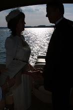 """Photo: """"Elope on a Boat!"""" ~ www.WeddingWoman.net~ Photo by Sarah Thompson ~ www.PhotoDayBliss.com"""