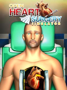 12 Open Heart Surgery Simulator App screenshot