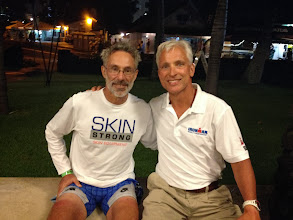 Photo: Gordon Haller won the 1st Ironman in 1978