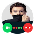 😍😘 📱📲 Fake video Call From Tom Holland