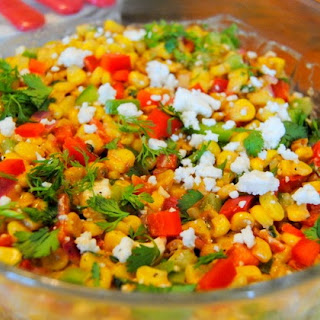 El Rancho Corn Salad