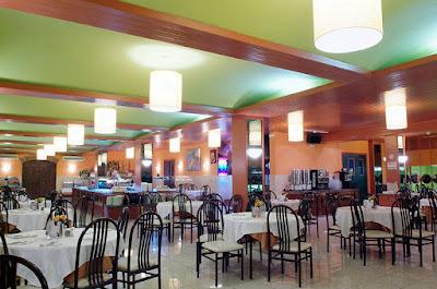 THE HOTEL - restaurant
