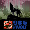 98.5 The Wolf icon