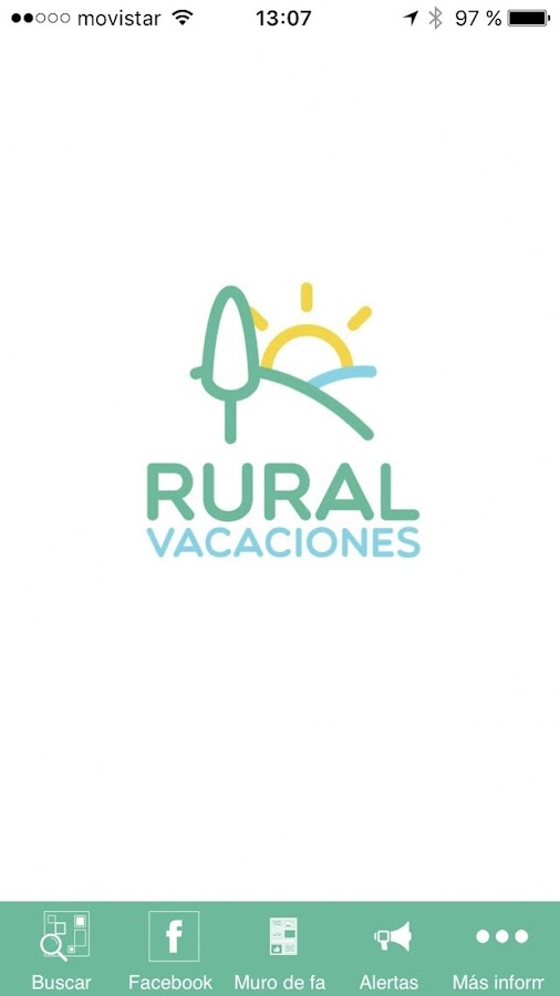 Ruralvacaciones - Book today!- screenshot
