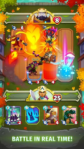 Gambit - Real-Time PvP Card Battler 1.0.1262 screenshots 2