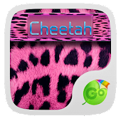 Cheetah GOKeyboard Theme Emoji