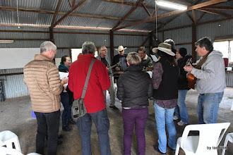Photo: Harmony Singing Workshop by 'One Way Ticket'