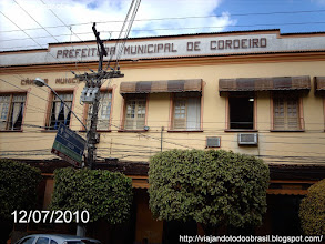 Photo: Prefeitura Municipal de Cordeiro