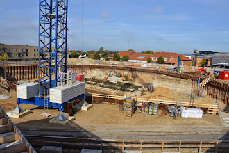 Photo: This will be the LEGO HOUSE in Billund