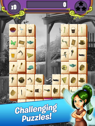 Mahjong Garden Four Seasons - Free Tile Game screenshots 17