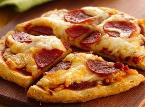 Mini Pizza's Recipe