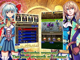 [Premium] RPG Heirs of the Kings APK screenshot thumbnail 10