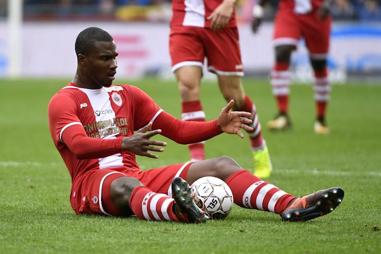 Oularé Mamadou Obbi antwerp