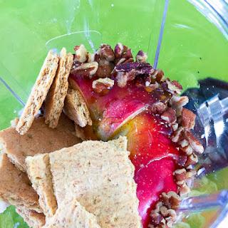 Skinny Apple Pie a La Mode Smoothie Recipe