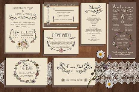 wedding invitation design apps on google play