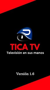 Tica Tv – iptv costa rica – television digital Screenshot