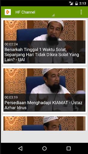 Koleksi Ceramah Muslim