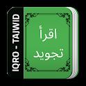 Iqro dan Tajwid Offline icon