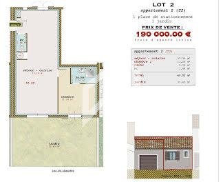 appartement à Villelaure (84)