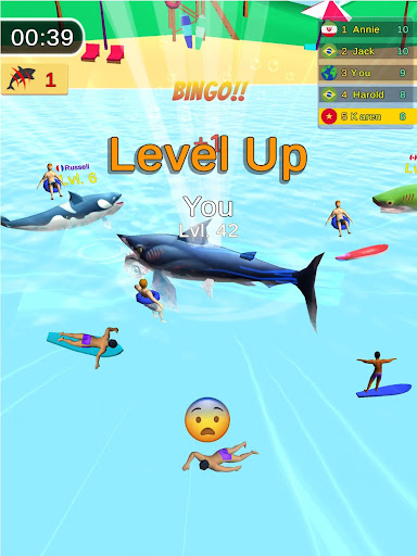 Shark Attack android2mod screenshots 4