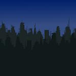 Fallin Tower Free Icon
