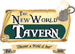 Logo for New World Tavern