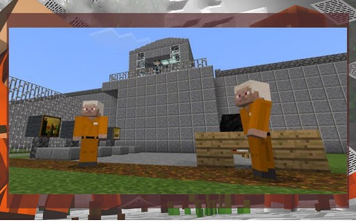 Prison Life - Minigame map for MCPE for PC