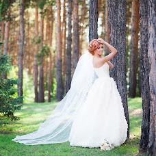 Wedding photographer Natalya Bogomyakova (nata30). Photo of 08.02.2015
