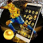 App Golden Luxury Football Theme APK for Windows Phone
