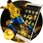 Tải Golden Luxury Football Theme APK