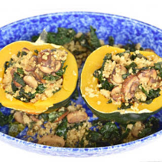 Vegan Stuffed Acorn Squash Recipes