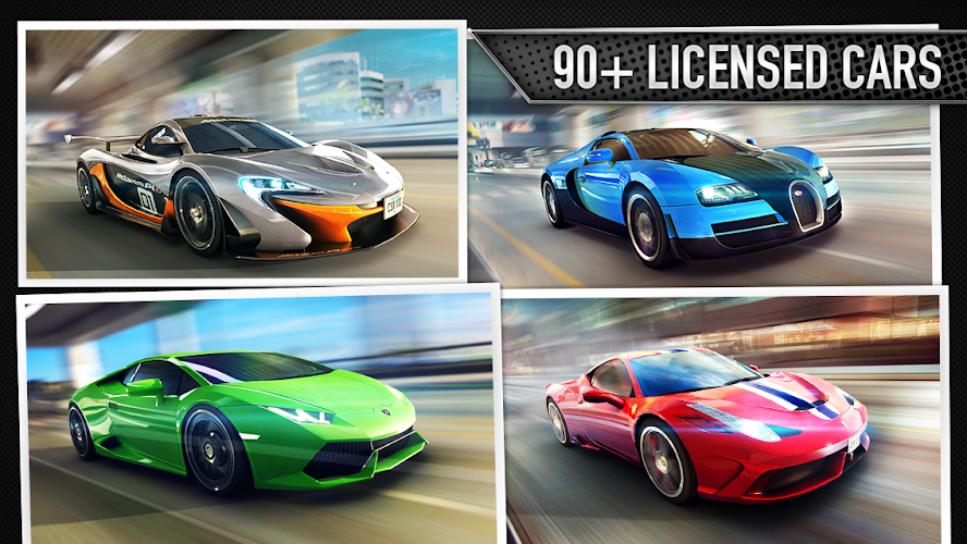 CSR Racing APK Mod 2.9.0 [Unlimited Money] - screenshot