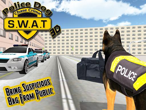 無料模拟Appのスワット警察犬チェイス犯罪3D|HotApp4Game