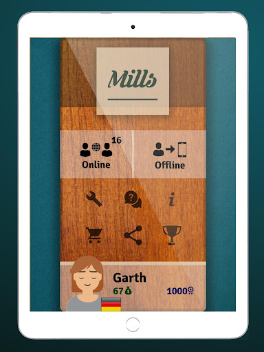 Mills | Nine Men's Morris - Free online board game screenshots 10