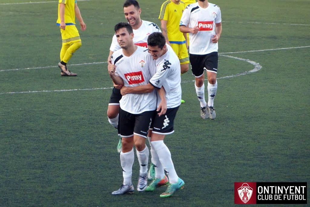 Ontinyent CF Fernando Doménech