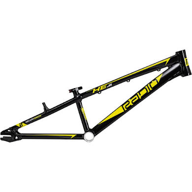 "Radio Helium Junior Frame 18.6"" Top Tube Black"