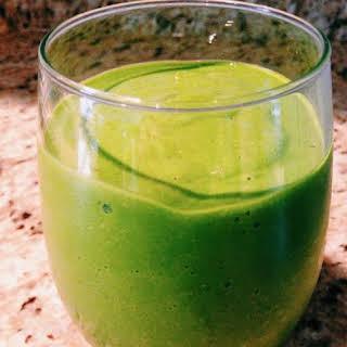 Detoxifying Green Tea Smoothie.