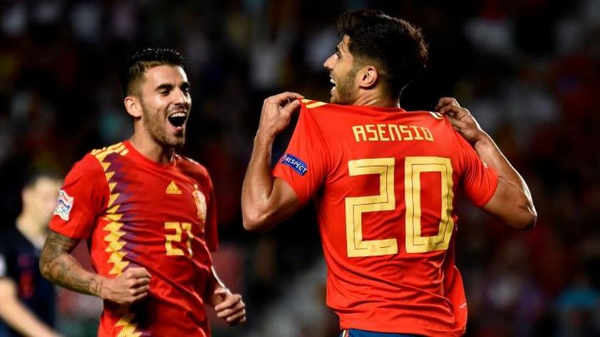 España luchará por las medallas.