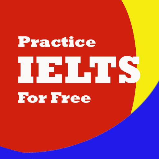 IELTS test - Free practice (app)