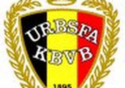 Le football belge coupé en deux