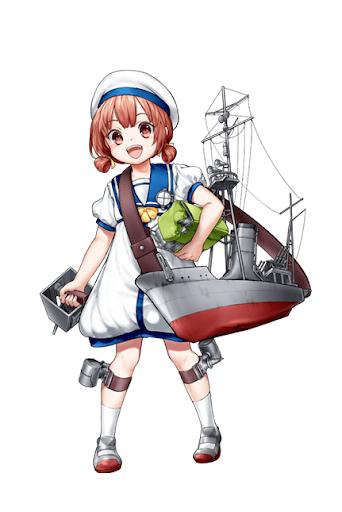 艦これ】第四号海防艦の性能と評価 | 神ゲー攻略