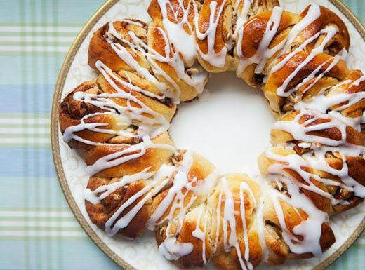 Swedish Cinnamon Rings Recipe